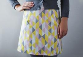 Sewing an A-Line Skirt