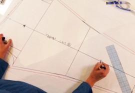 Drafting Leggings Pattern