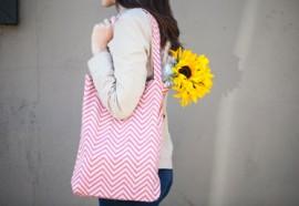 Beginners Sewing: Market Tote Bag