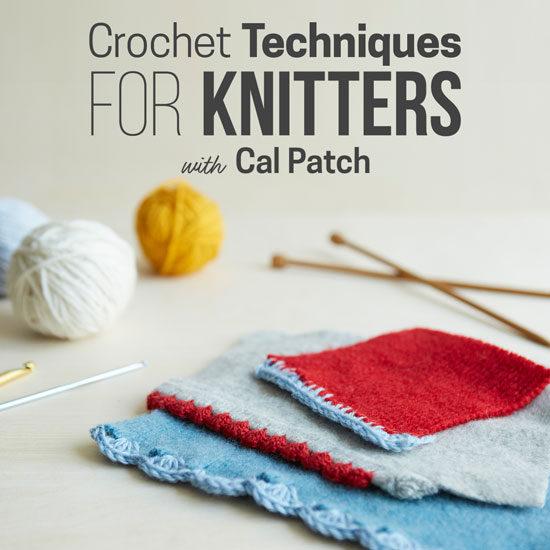 crochet for knitters