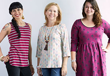 Pattern Drafting With Knits – Long Form